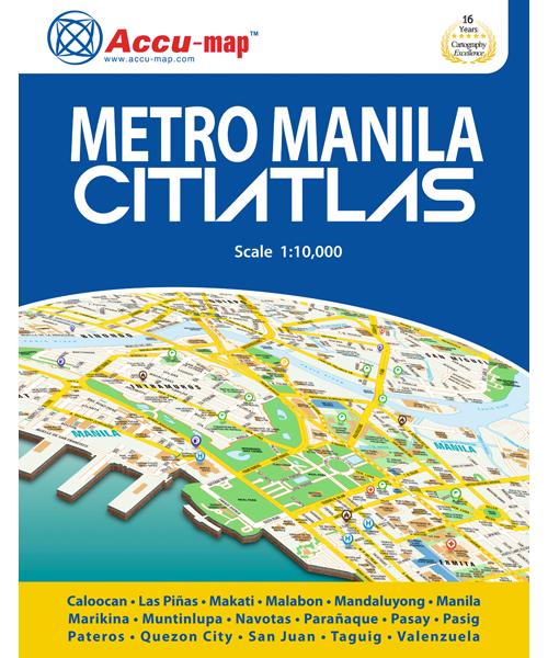 Metro Manila Citiatlas - Accu-Map on metro berlin, makati city, metro louisville, caloocan city, metro valencia, metro buenos aires, metro san antonio, metro vienna, metro milwaukee, metro turf, metro singapore, metro paris, metro ontario, taguig city, metro dubai, metro mashhad, mandaluyong city, davao city, cagayan valley, ilocos region, metro boston, metro philippines, cebu city, iloilo city, metro puerto rico, metro island, metro new orleans, metro santiago, pasig city, bicol region, quezon city, metro barcelona,