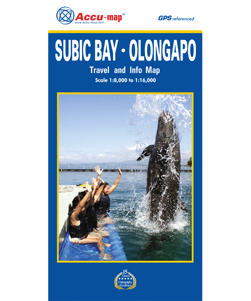 Olongapo Philippines Map.Subic Bay Olongapo Travel And Info Map Accu Map