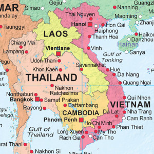 Philippine map political full customization accu map inc map of the world political gumiabroncs Images
